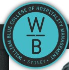 William Blue College of Hospitality Management - Perth Private Schools