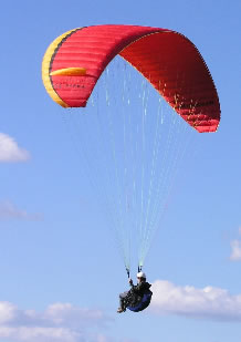 Alpine Paragliding- Courses - Perth Private Schools