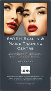 Swish Beauty amp Nails Training Centre - Perth Private Schools