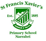 St Francis Xavier's Primary School Narrabri - Perth Private Schools
